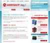 Mediquip Direct Homepage